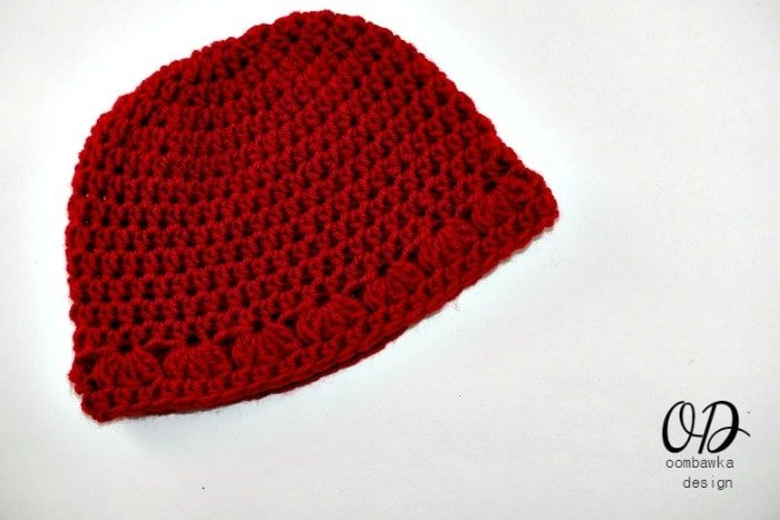 Annie\'s Simple Hat | Preemie to Adult | Free Pattern • Oombawka ...