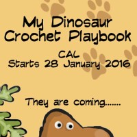 dinosaur crochet playbook cal