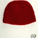 Perfect for Charity Crochet Projects Free Pattern Lightweight Beanie Sizes Preemie to Adult