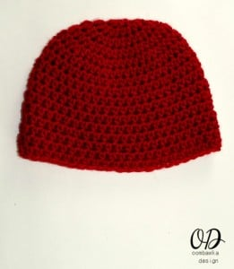 Lightweight Basic Beanie Pattern – Preemie to Adult