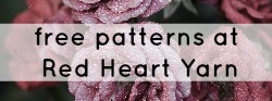 Free Patterns At Red Heart Yarn