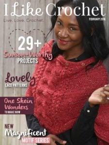 February 2016 I Like Crochet
