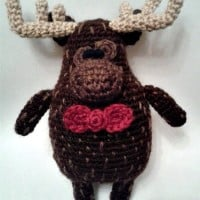 Mo | Guest Contributor Post | Free Amigurumi Pattern