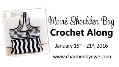 Charmed by Ewe Moire-Shoulder-Bag-Crochet-Along