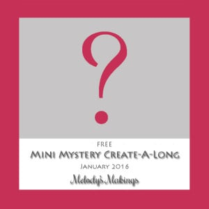 Mystery Create Along Melodys Makings