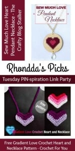 Rhonddas Picks Tuesday PIN-spiration Link Party