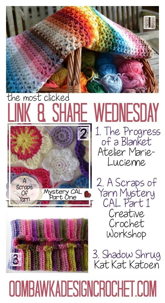 Link and Share Wednesday The Most Clicked