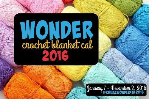 Wonder Blanket CAL 2016