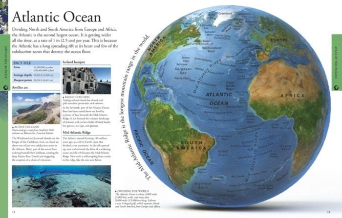 Atlantic Ocean | Oceans | book review