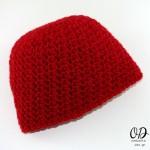 My Little Love Newborn Baby Hat Free Crochet Pattern