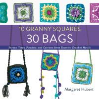 10 Granny Squares 30 Bags – Book Review