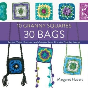 10 Granny Squares 30 Bags Book Review
