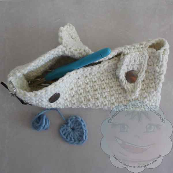 10 Woven Hook Purse Free Pattern | Guest Contributor Post | CCW