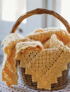 Hialeah Honey Blanket - Classic Crochet Blankets Book Review