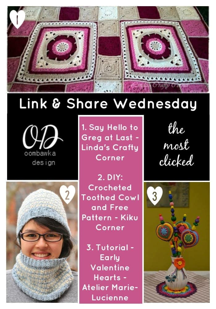 The Most Clicked Link and Share Wednesday