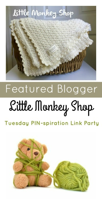 Featured Blogger - Little Monkey Shop