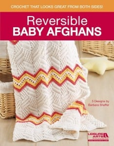 Reversible Baby Afghans Book Review