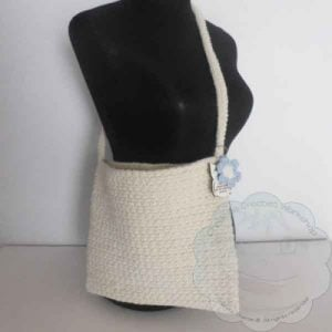 Woven Shoulder Bag – Free Pattern – Guest Post