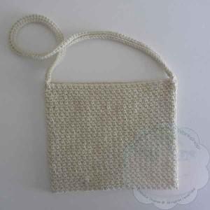 8 Woven Shoulder Bag - Free Pattern - Guest Post - CCW - Joanita