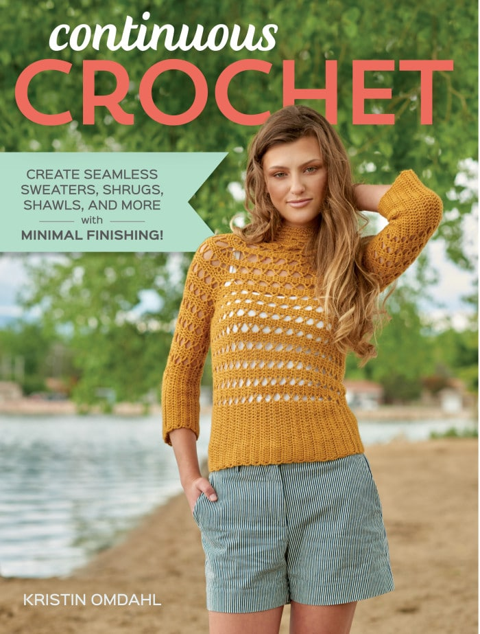 Continuous Crochet Book Review
