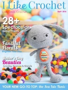 I Like Crochet Cover April 2016