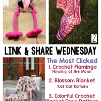 Beautiful Project Ideas at Link and Share Wednesday Party 137