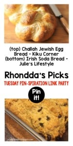 Featured. Irish Soda Bread and Challah Jewish Egg Bread. Oombawka Design.