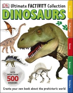Ultimate Factivity Collection Dinosaurs Book Review