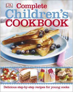 Complete Children's Cookbook Book Review. Oombawka Design.