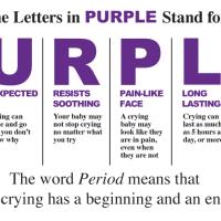 CLICK for Babies Campaign – Crochet  A Purple Cap!