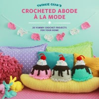 Twinkie Chan's Crocheted Abode A La Mode – Book Review and Pattern Excerpt