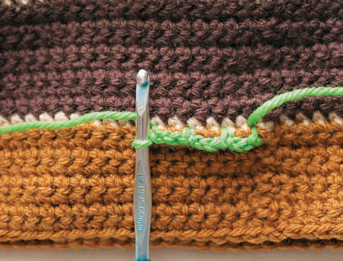 Lettuce - Crocheted Abode A La Mode, Book Review