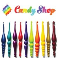 The New Furls Candy Shop Hooks are Here! Blueberry, Pineapple and Plum!