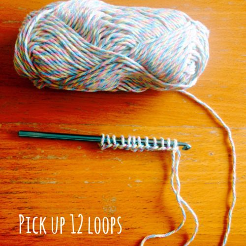 Pickup 12 loops
