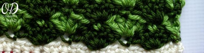 Row 2 Wonder Crochet Blanket CAL
