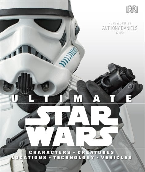 Ultimate STAR WARS - CHARACTERS•CREATURES•LOCATIONS •TECHNOLOGY•VEHICLES Review
