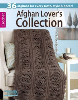 Afghan Lover's Collection - 36 Top Notch Afghan PatternsThumbnail