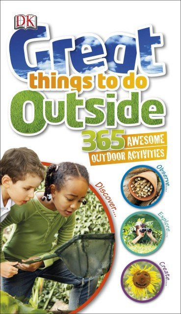 Great Things to do Outside Book Review
