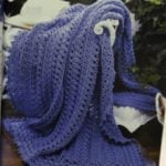 Blue Lace - Afghan Lover's Collection - 36 Top Notch Afghan Patterns
