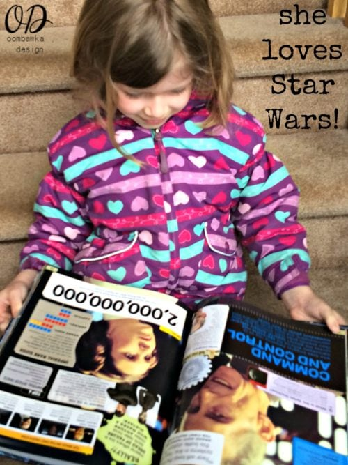 Darla's new book: STAR WARS Absolutely Everything You Need to Know - Book Review - May the Fourth Be With You