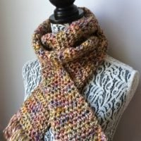 Earth Element Scarf – Scarf of the Month Club – May