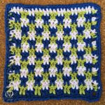 Easy Peasy Blueberry Lime Squeezy Dishcloth 37