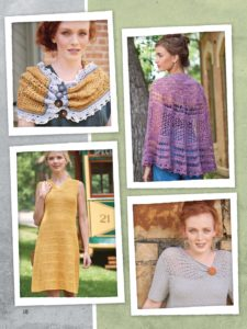 Page 110 Vintage Modern Crochet by Robyn Chachula Book Review oombawkadesigncrochet.com