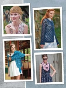 Page 6 - Vintage Modern Crochet by Robyn Chachula Book Review oombawkadesigncrochet.com