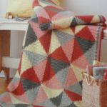 Pinwheel Afghan - Afghan Lover's Collection - 36 Top Notch Afghan Patterns