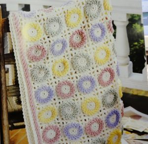 Tiny Twirls - Afghan Lover's Collection - 36 Top Notch Afghan Patterns