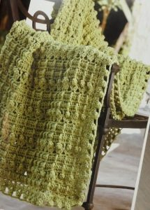 Tranquility - Afghan Lover's Collection - 36 Top Notch Afghan Patterns