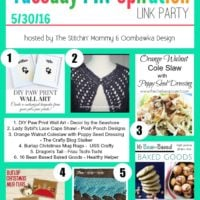 Arts, Crafts, Recipes and Wraps! Be PIN-spired!