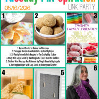 This week's Featured Treats and Eats! PIN away!