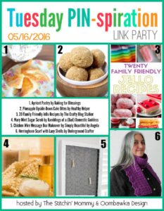 Treats and Eats - PIN Party Picks